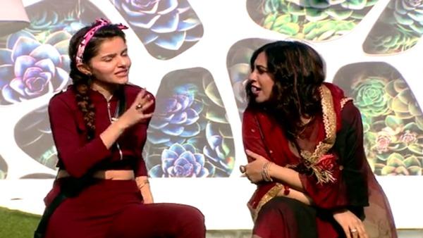 Arshi Khan Threatens To Harm Rubina Dilaik