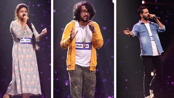 Arunita, Nihal & Sahil