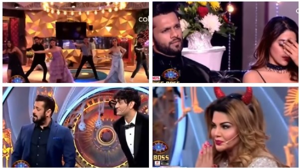 Bigg Boss 14 Weekend Ka Vaar: Rakhi Sawant, Vikas & Others Make An Entry; Salman Khan Asks Rahul Vaidya To Leave