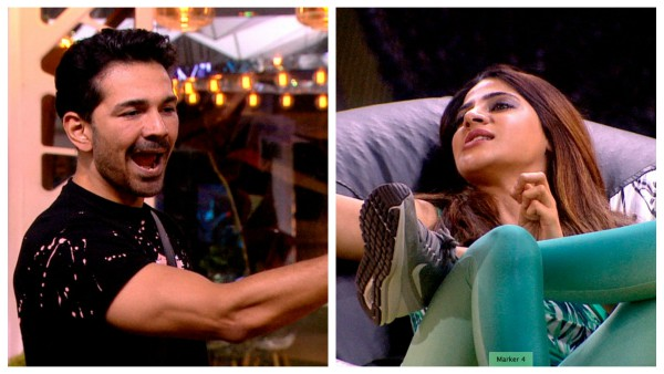 BB 14: Abhinav Gets Into An Ugly War Of Words With Nikki