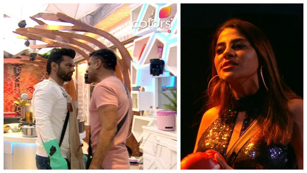 Bigg Boss 14: Rahul Locks Horns With Nikki And Eijaz