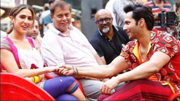 Sara Ali Khan Recalls An Incident From Coolie No.1 Sets; 'David Dhawan Sir Was Angry At Varun; Vented At Me'