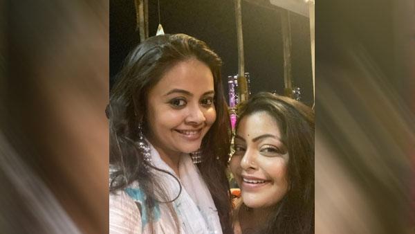 Devoleena Bhattacharjee & Divya Bhatnagar