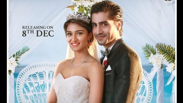 Harshad & Erica's Music Video Juda Kar Diya Poster