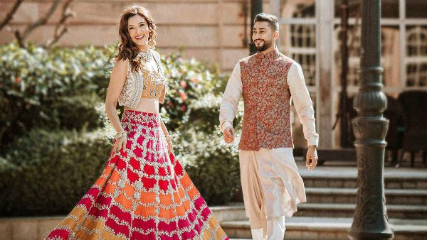 Gauahar Khan And Zaid Darbar Announce Their Wedding Date