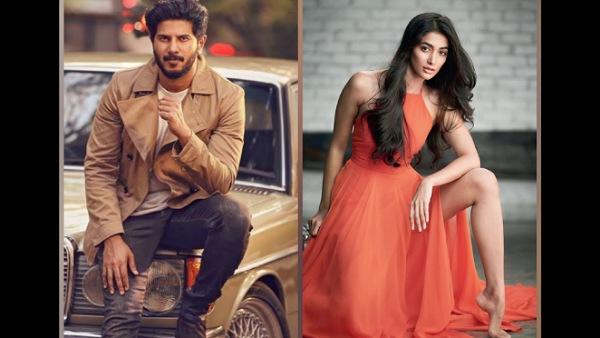 Dulquer Salmaan To Star Opposite Pooja Hegde In Hanu Raghavapudi's Period Drama?