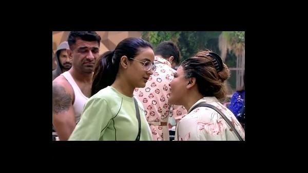 Jasmin & Rakhi Get Into An Ugly Fight