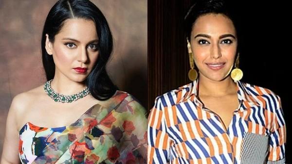 Swara's Request To Kangana: Thakk Jaa Behen!