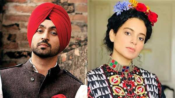 Diljit Dosanjh Calls Out Kangana Ranaut For Tweet Against Elderly Woman: Shouldn't Be So Blind