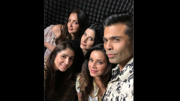 Karan Johar Takes A Dig At Trolls Over Fabulous Lives Of Bollywood Wives: You're Allowed To Wonder Why We Even Made It