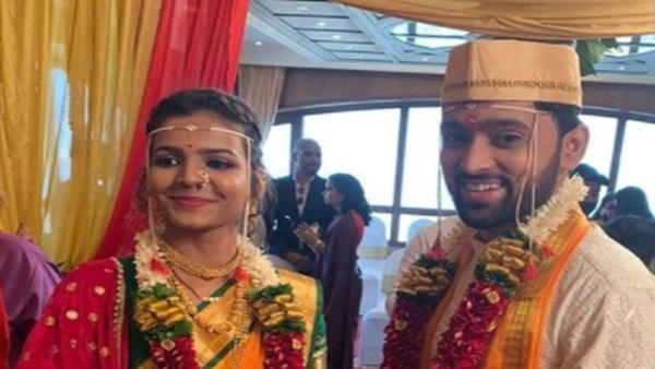 Actor Karan Bendre Gets Married To Long-Time Girlfriend Nikita Narkar