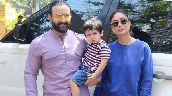 Saif Ali Khan And Kareena Kapoor Request Paps To Not Photograph Their Baby?