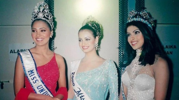 Dia Recalls Participating In Miss India Pageant 20 Years Ago