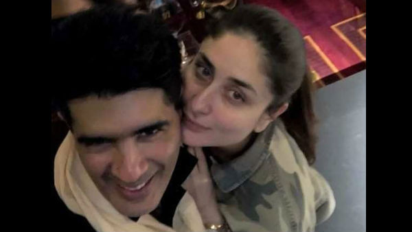 Kareena Pens A Sweet Note For Manish Malhotra On His B'day