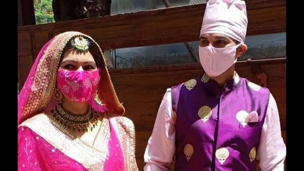 Manish Raisinghan & Sangeita Chauhaan