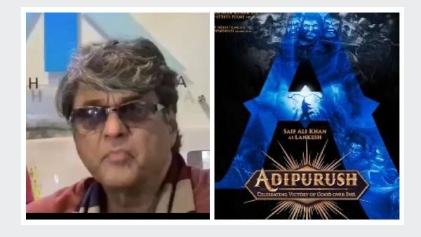 Mukesh Khanna On Adipurush Controversy