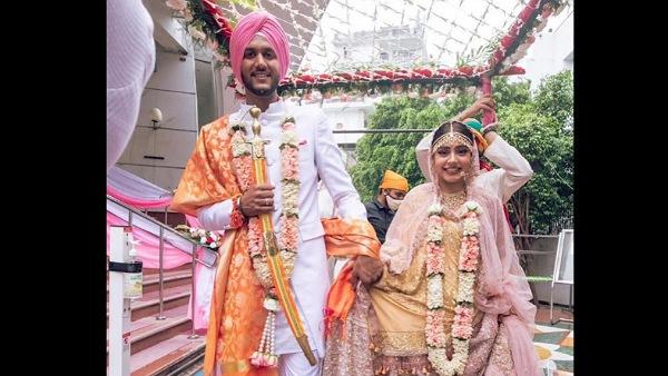 Niti Taylor & Parikshit Bawa