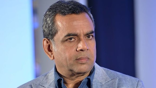 Paresh Rawal Hates Vulgar, Double-Meaning Comedy Films