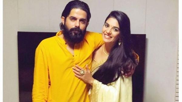 Raj Singh Arora & Pooja Gor