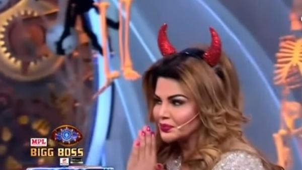 Rakhi Sawant Calls Herself A 'Real Entertainment'!