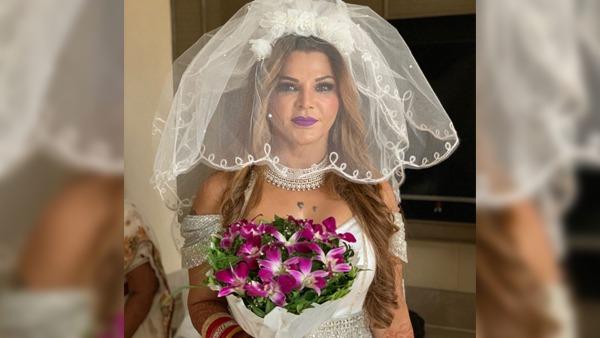 Rakhi Sawant's Husband Is All Praise For Her