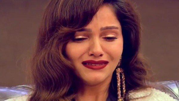 Rubina Cries!