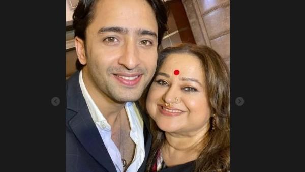 Shaheer Sheikh & Supriya Shukla