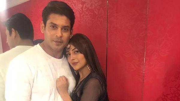 Sidharth Shukla & Shehnaaz Gill