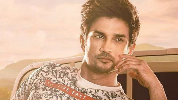 When Sushant Had Said, 'I Want To Fail Again And Again'