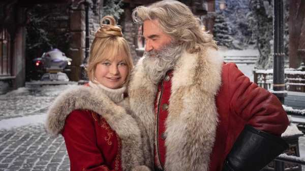 The Christmas Chronicles Series (Netflix)