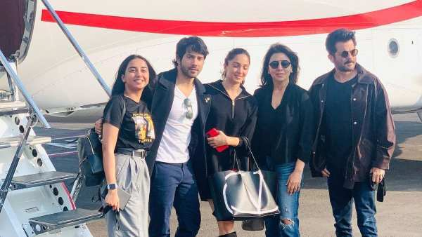 Varun Dhawan, Neetu Kapoor & Raj Mehta Test Positive For COVID-19 Amid Jug Jugg Jeeyo Shoot: Report