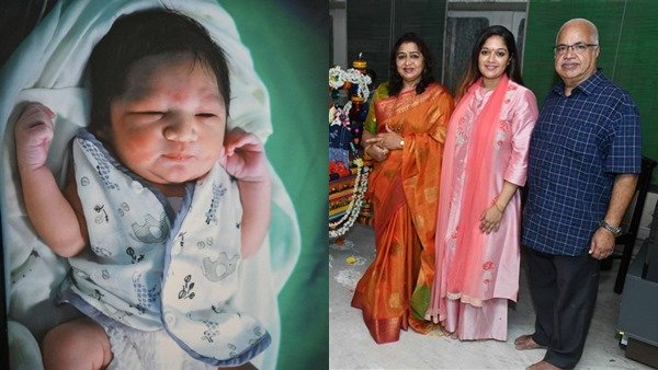 Also Read : Meghana Raj, Her Parents And New Born Test Positive For COVID-19, Says, 'Currently Under Treatment'