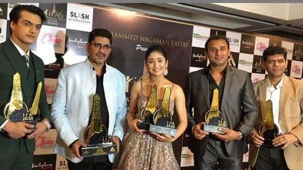 Yeh Rishta kya Kehlata Hai's Shivangi, Mohsin & Rajan Shahi