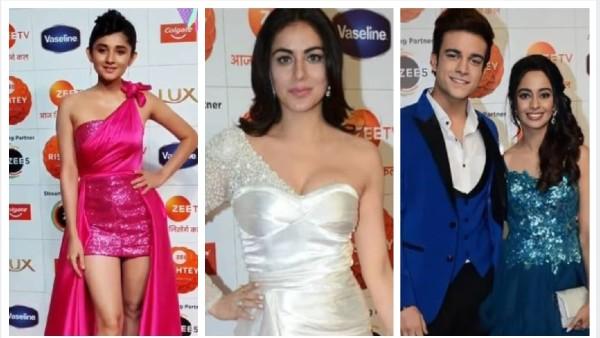 Shraddha, Kanika & Krishna-Mughda Dazzle On ZRA 2020 Red Carpet