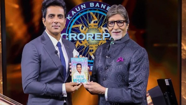 ALSO READ: KBC 12: Sonu Sood Joins Amitabh Bachchan In Karamveer Special Episode, Unveils His Book, I'm No Messiah