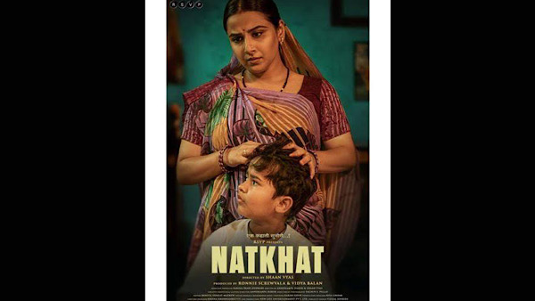 Vidya Balan's Short Film Natkhat In The Oscar 2021 Race