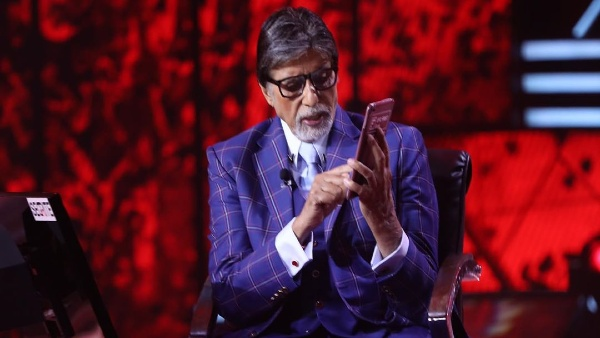 ALSO READ: Kaun Banega Crorepati 12: Here's What Amitabh Bachchan Did When The Expert's Voice Got Muted While Answering!