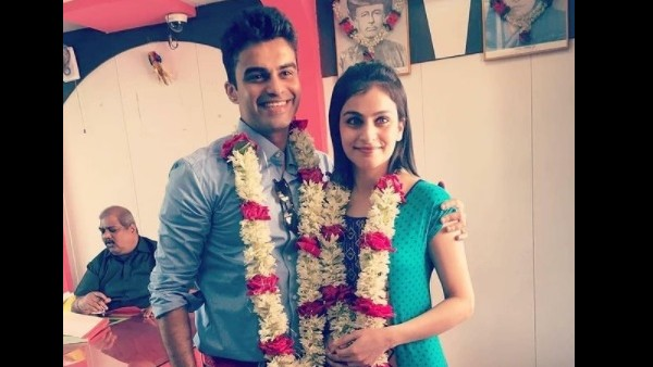 Amit Dolawat & Cheshta Blessed With A Baby Boy; Actor Says He's Extremely Happy & On Top Of The World