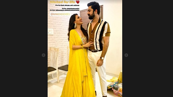 Avinash Sachdev & Palak Purswani To Get Married Next Year