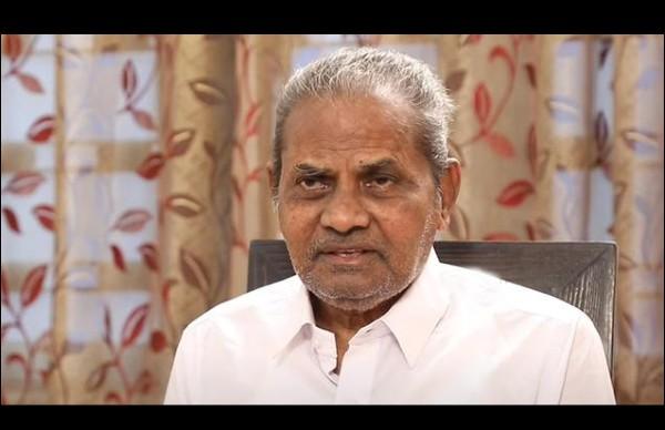 Film Producer V Doraswamy Raju Passes Away
