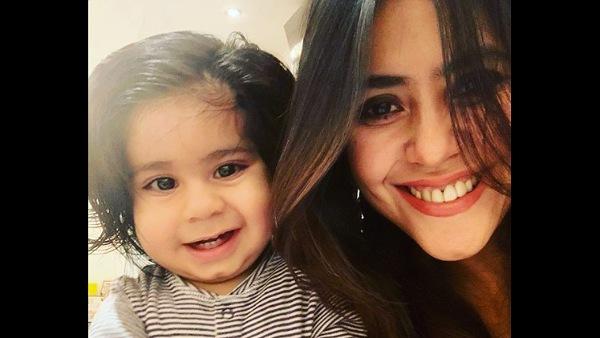 Ekta Kapoor Shares An Adorable Birthday Wish For Son Ravie