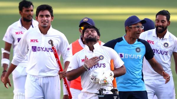 Celebs Lionise Team India's Historic Win Against Australia