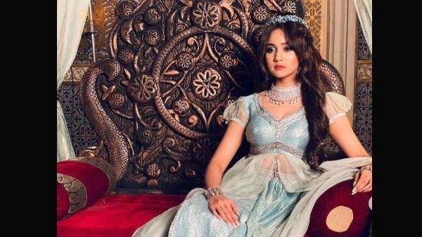 Ashi Singh Breaks Down On The Sets Of Aladdin: Naam Toh Suna Hoga; Says Her Character Jasmin Is Like Her Baby