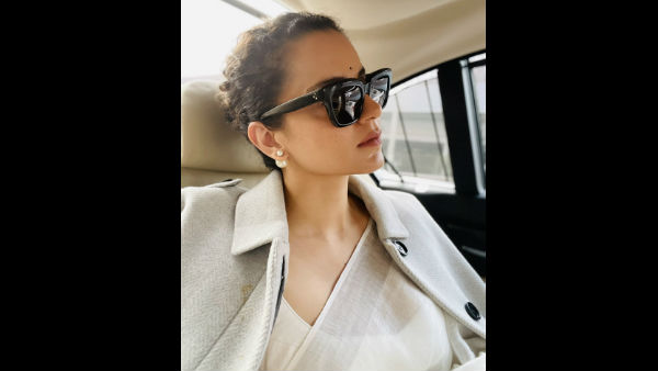 Kangana Ranaut Says She Was Grilled At Bandra Police Station For Hours; Leaves For Bhopal