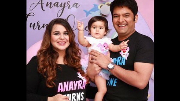 Kapil Sharma Reveals His Wife Is Expecting Second Child