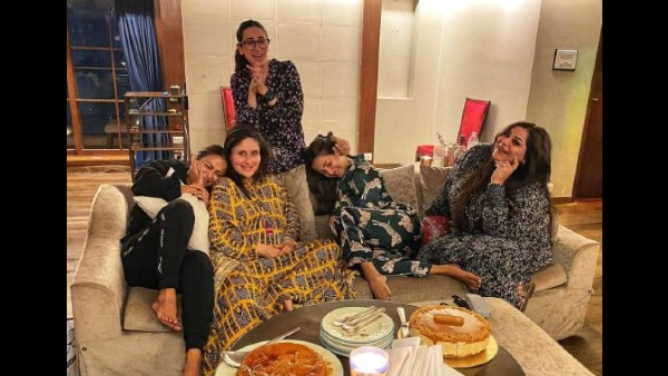 ALSO READ: Kareena Kapoor Enjoys A Pyjama Party With BFF Malaika, Amrita & Sister Karisma Before 'New Beginnings'
