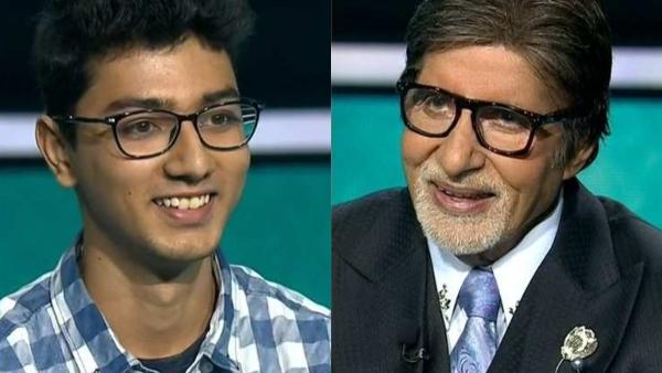Kaun Banega Crorepati 12: Mangalam Kumar Wins 50 Lakhs