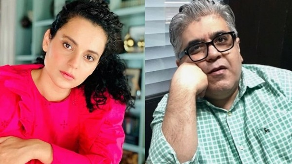 Kangana Ranaut Mocks Rajeev Masand After He's Appointed As COO At KJo's Dharma Cornerstone Agency
