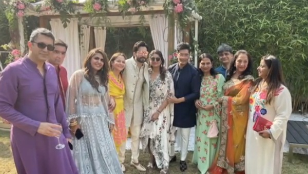 Manish Malhotra Shares Unseen Pictures From Varun Dhawan And Natasha Dalal's Wedding, See Post