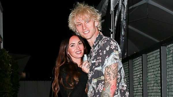<strong>ALSO READ: </strong>Megan Fox Debunks Engagement Rumours With Machine Gun Kelly, Shares A Close Up Of The NSFW Ring